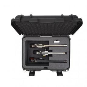 NANUK 918 3 UP Revolver Case