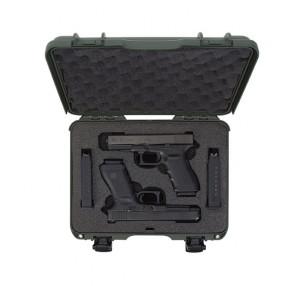 NANUK 910 2up Glock Gun Case
